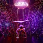 10x Kvant ClubMax 2000 RGB Showlaser Ausgabe