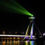 Kvant Laser Outdoor Installationen